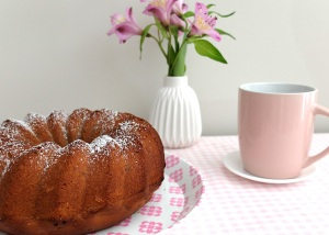 Como hacer un bundt cake