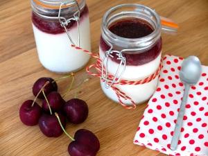 receta mousse de yogur