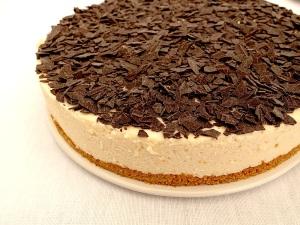 Receta de pastel de chocolate blanco