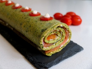 receta canape salmon