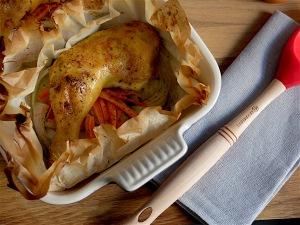 receta-pollo-horno
